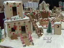 Gingerbread Homes Have New Mexican Flare