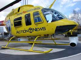 The new Sky 7 debuted in May 2010.