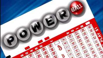 19. $600,000 in Powerball winnings went to Alvaro Ramos