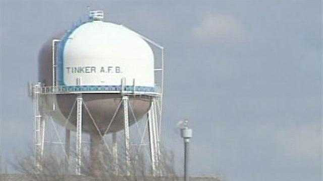 Air Force officials announced the inactivation of the 3rd Combat Communications Group on Tuesday, which will result in the loss of 600 jobs at Tinker Air Force Base, officials said.