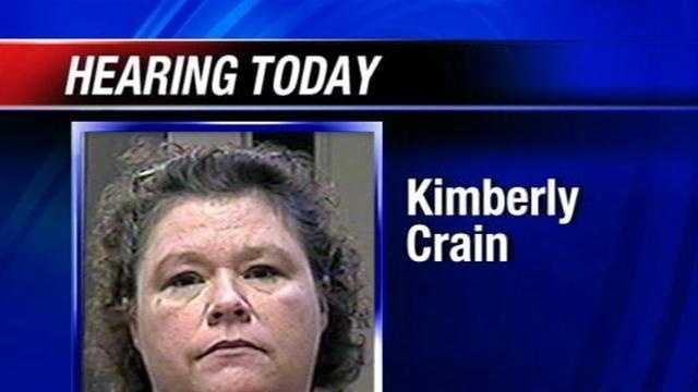 KIMBERLY CRAIN HEARING