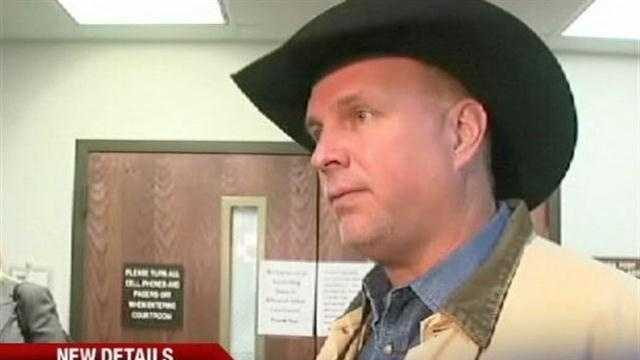 Country star Garth Brooks is suing a local hospital over a dispute about naming a section of that hospital.