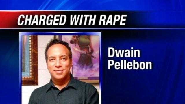 OU Professor Formally Charged With Rape - 30033754
