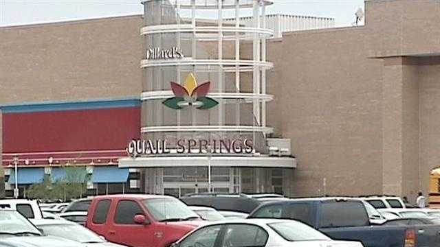Woman Sues Quail Springs Mall Over Security - 29467533