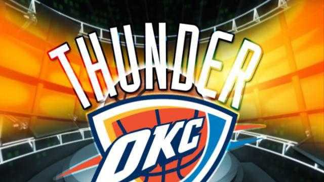 OKC Thunder Updated Logo - 18040545