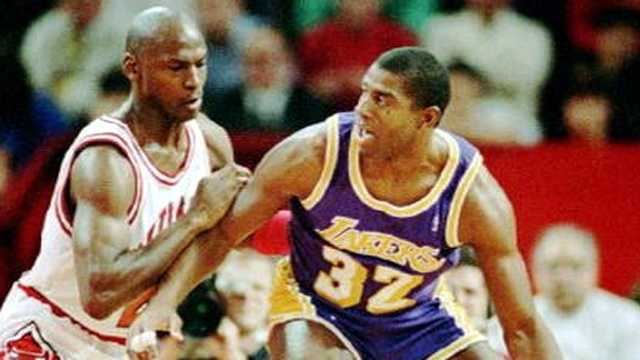 061012 640 AP Graphics Bank Magic Johnson Michael Jordan