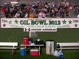 The 75th Oil Bowl
