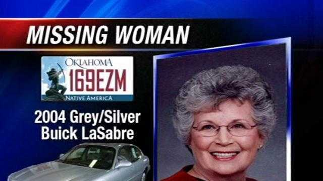 Search continues for missing Oklahoma woman