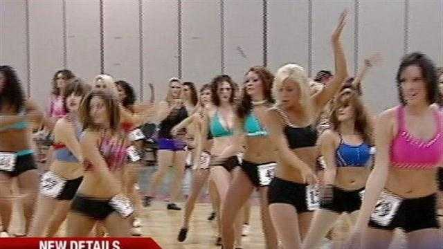 Thunder dance team holding auditions