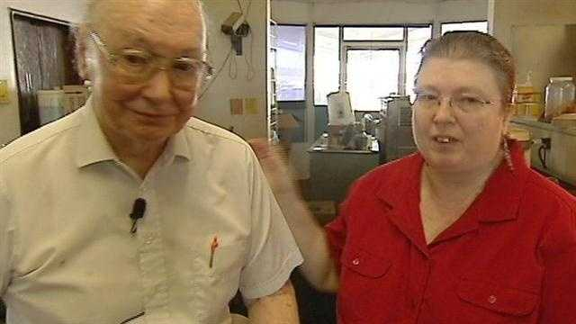 It's the end of an era in Pauls Valley where a drive-in in business for 61 years closed its doors Friday.
