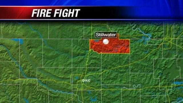 3 mobile homes burned in Stillwater blaze