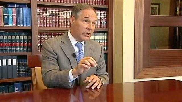 img-Oklahoma AG talks about parole board concerns