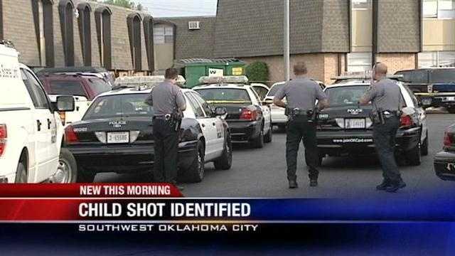 Child ID'd, death by fatal gunshot under investigation
