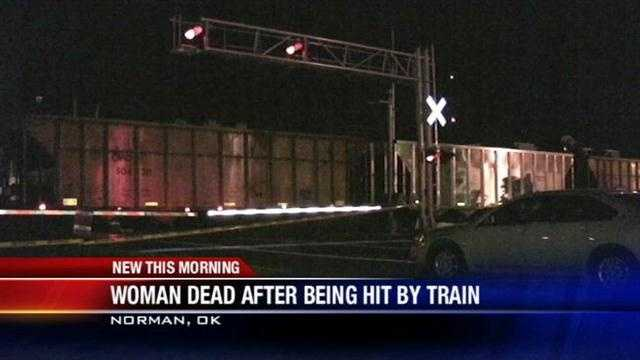 One dead after train accident