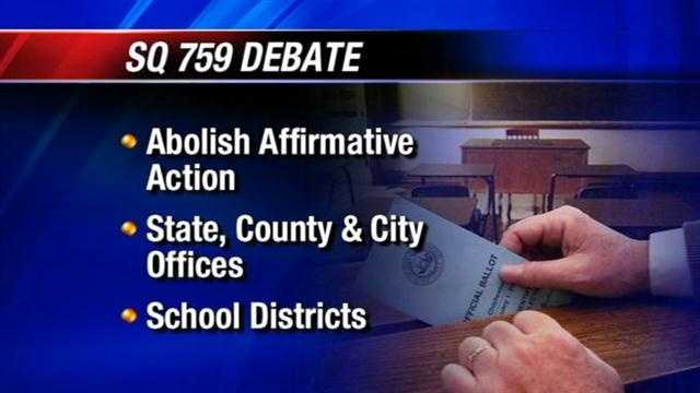 Opponents of State Question 759 are laying out why voters should consider getting rid of it.
