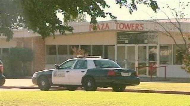 Gun found at Moore school belong to teacher's relative