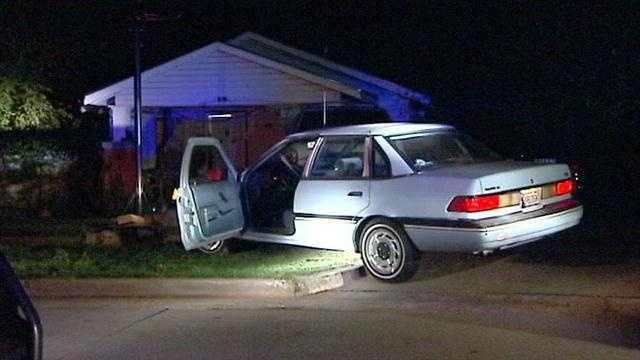Police: Carjacking suspect arrested in NW OKC