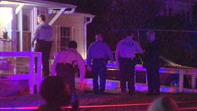 A woman is dead after a drive-by shooting Monday night in northeast Oklahoma City.