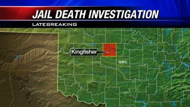 The OSBI is investigating the death of William David Mallory, 38, an inmate in the Kingfisher County Jail.
