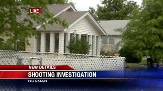 Woman injured in Norman shooting identified