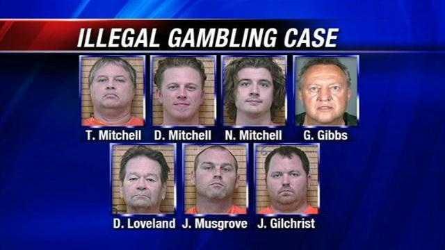 Illegal gambling trial delayed until April