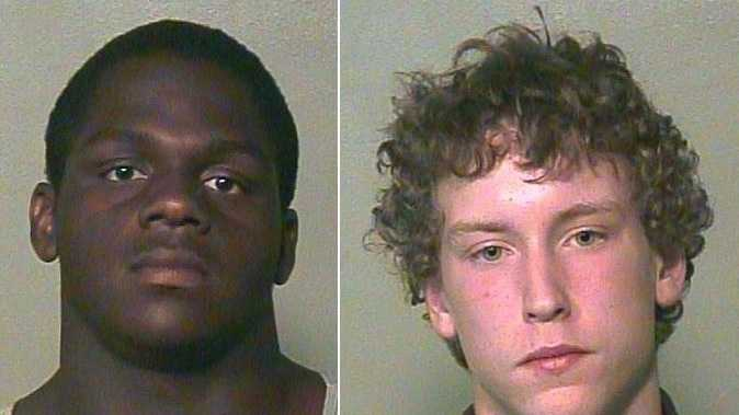 Left: Marcus Smith. Right: Sethe Higgins
