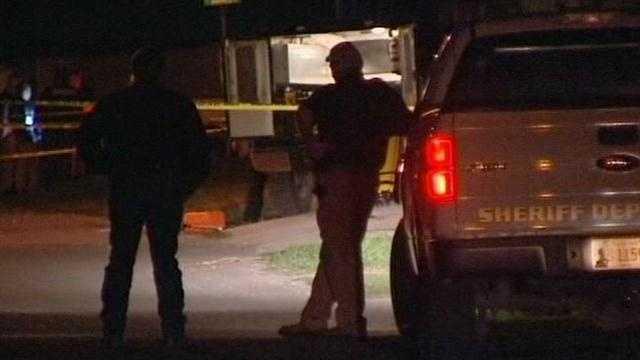 OSBI investigates shooting in Hinton