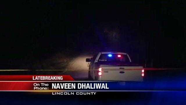 Body found along rural road in Lincoln County