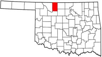 Alfalfa County had 4 schools that made a B and 2 that made a C.