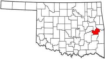 Haskell County had 1 school that made a B and 9 that made a C.