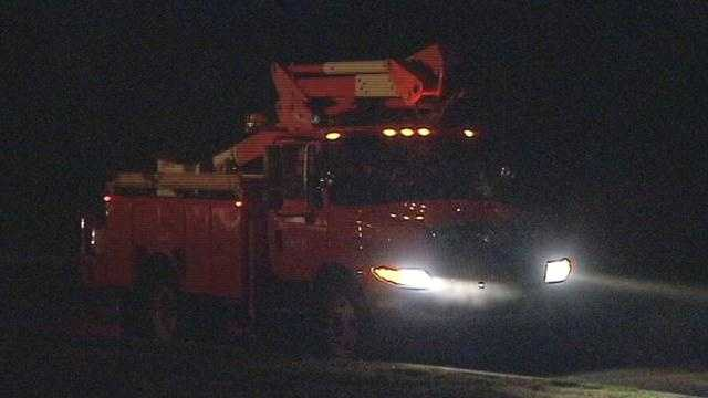 Thousands lose power in Oklahoma City
