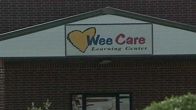 Day care worker arrested, accused of child abuse