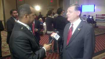KOCO Eyewitness News 5's Wendell Edwards talks to 4th District Rep. Tom Cole.