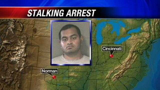 Naasik Ferdous was arrested after police said he traveled 900 miles from Cincinnati to Norman to kill a soccer player last month. KOCO's Michael Seiden has new information in this case.