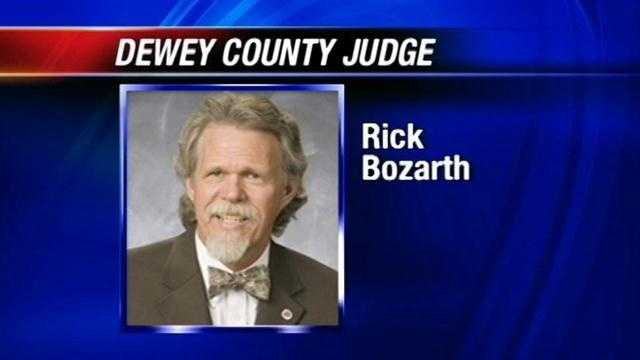 Oklahoma judge Rick Bozarth is under investigation after he gave a mother custody of a child she is accused of abusing.