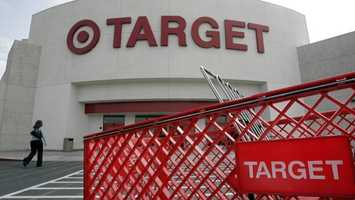 Target will open at 8 p.m. on Thanksgiving Day and will also offer deals all day Thursday at Target.com. Customers with a Redcard will get an extra 5 percent off.