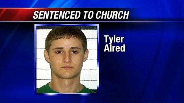 An Oklahoma teen convicted of manslaughter won't get jail time instead a judge sentenced him to go to church.