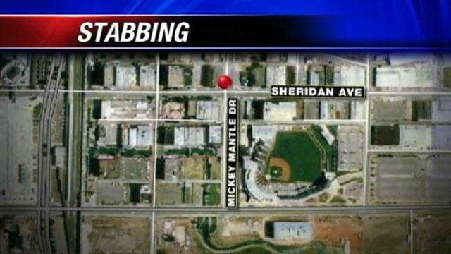 1 stabbed at Oklahoma City club