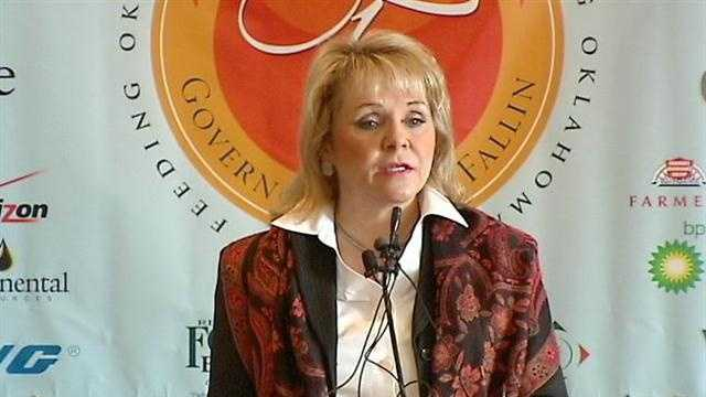 Oklahoma Gov. Mary Fallin rejected both the state-run health care exchange and Medicaid expansion, both provisions of the Affordable Health Care Act.