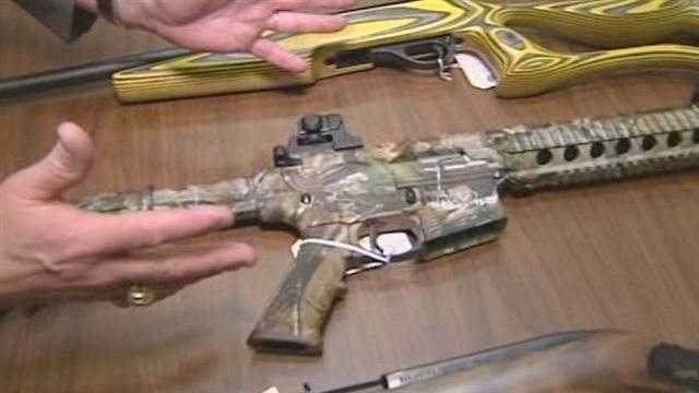 Oklahomans react to president's gun control plan