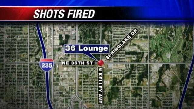 Shots fired inside Oklahoma City club