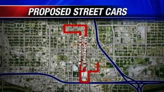 Plan to bring new street cars under way in OKC