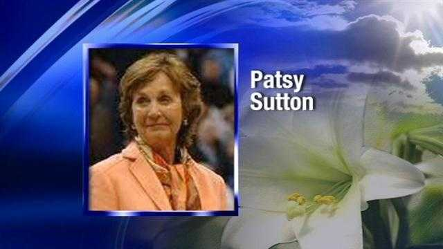 Patsy Sutton dies at 74