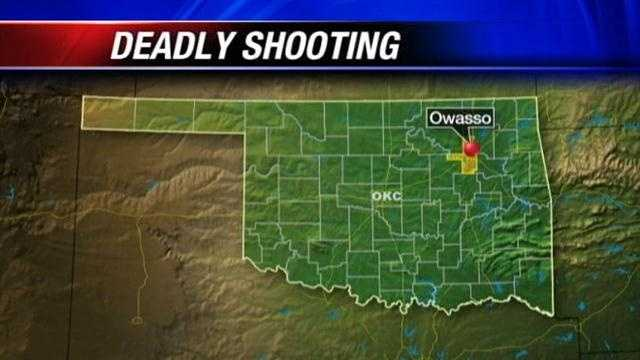 Police investigate fatal shooting in Owasso