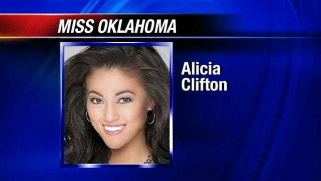 Miss Oklahoma takes 3rd in Miss America Pageant