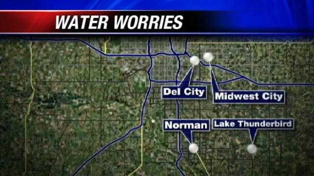 New Norman water restrictions begin today