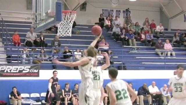 McGuinness rolls past Cascia Hall in Hoops 4 Hope