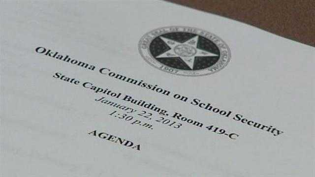 State leaders meet to discuss school safety strategy