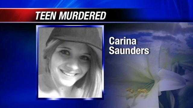 Man charged with killing Carina Saunders in court Wednesday