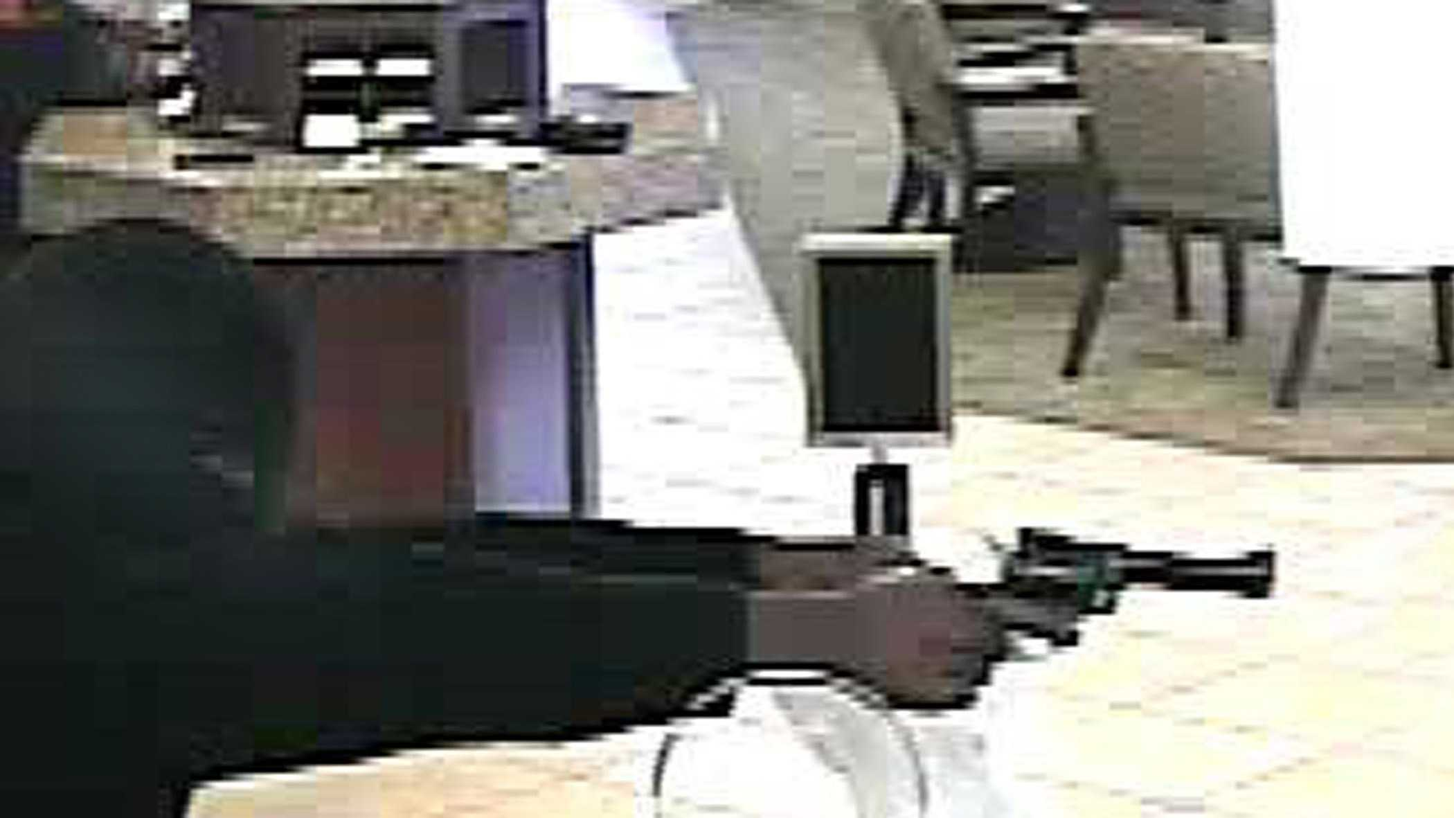 Robbery at BancFirst